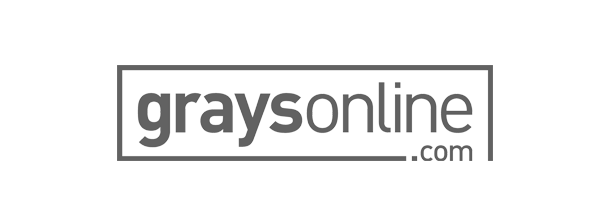 Grays online logo